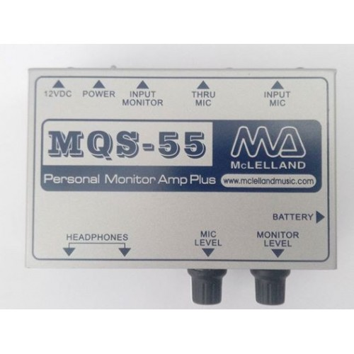 MQS-55 McLELLAND ΜΙΚΤΕΣ