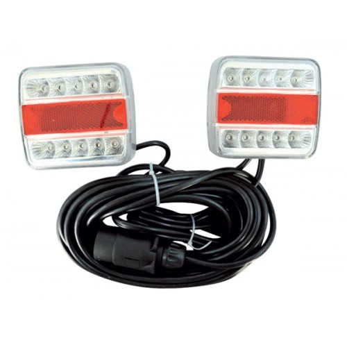 LED TRAILER MAGNETIK SET