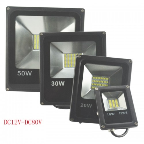 FLOODLIGHT 50W dc DC - ΣΥΝΕΧΟΥΣ