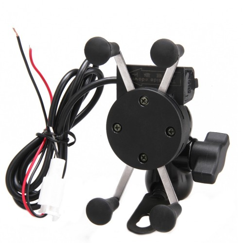MOTORCYCLE CLIP SPEAKER MP3 USB/TF
