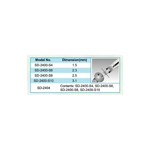 FORKED SCREWDRIVER SD-2400-S3