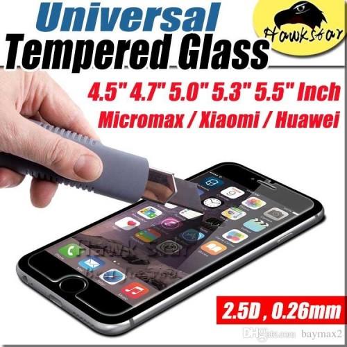 """ΠΡΟΣΤΑΤΕΥΤΙΚΗ ΜΕΜΒΡΑΝΗ Universal 4.7"""" - Tempered Glass"""
