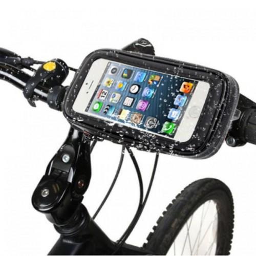 Universal Waterproof Bicycle Bike Handlebar Mount Holder