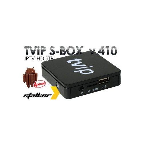ipTV HD STB ANDROID 4.4/STALKER