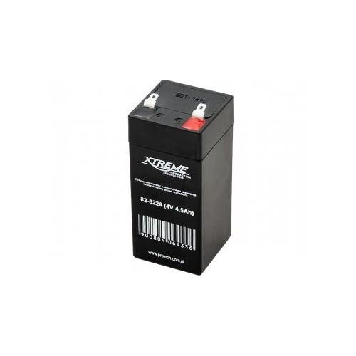 Batterie Rechargeable Au Plomb 4v 4,5ah