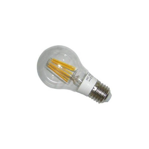 ΛΑΜΠΤΗΡΑΣ LED FILAMENT DIMMABLE 8W E27 - Α60