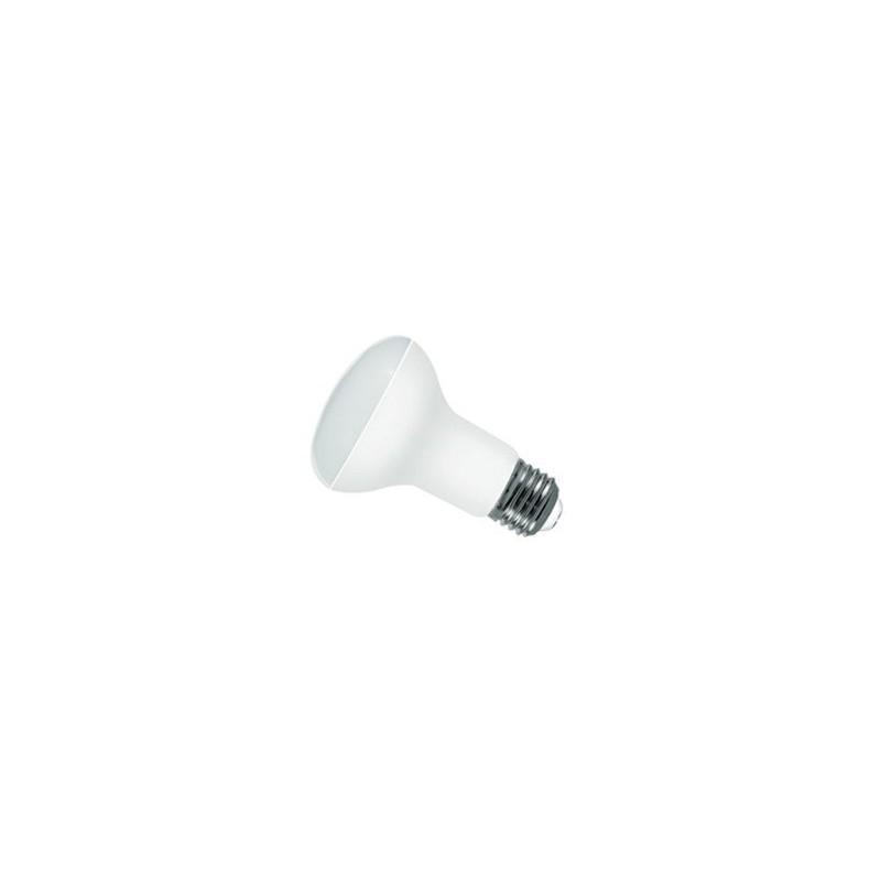 ΛΑΜΠΑ LED R63 E27 8W COOL 720LM 120° 6500K
