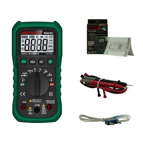 DIGITAL MULTIMETER FULL FUNCTION+AUTORANGE MS8239C