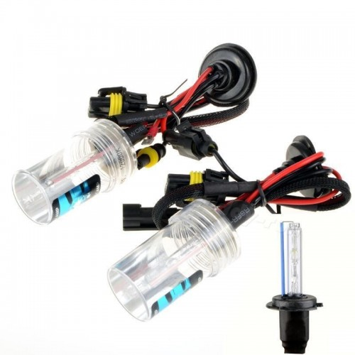 Xenon with a HID Conversion Kit