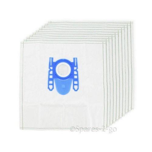 Details about Bosch Type D,E,F,G,H Activa, Alpha Paper Vacuum Bags (x5 PACK)