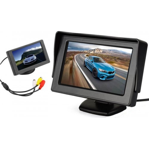 "TFT 4,3\"" LCD COLOR MONITOR"