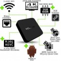 SMART TV BOX ANDROID 4K NEW GENERATION