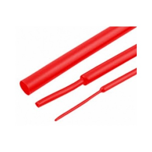Red 4:1, Heat Shrink Tubing 4.8mm