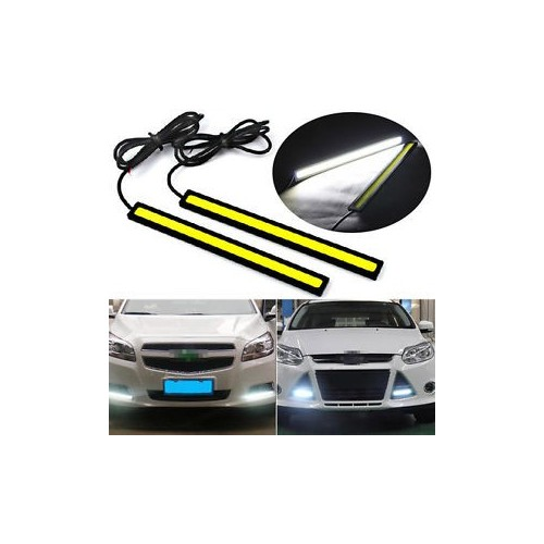 COB LED DRL HEADLIGHT