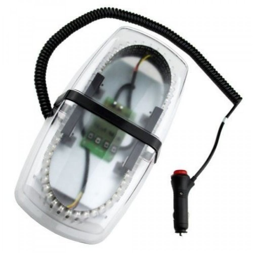 Green Light Bar Roof Top Emergency Hazard Warning Flash Strobe 240 LED Roof top Lamp