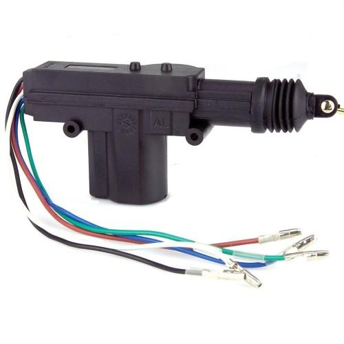 5-Wire Car Central Lock System Single Gun Central Door Lock Actuator Motor
