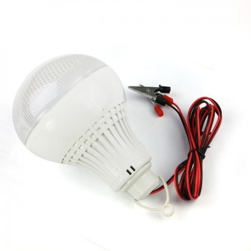 DC ENERGY LED LAMP 9W