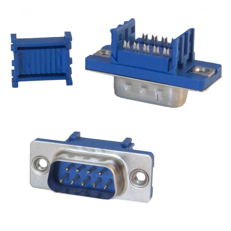 DF-9P FLAT CONNECTORS