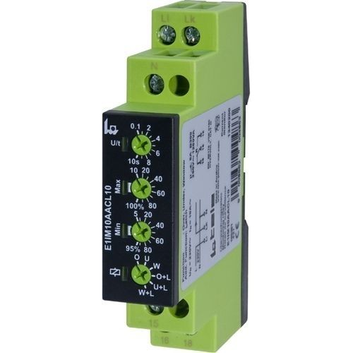 MONITORING RELAY CURRENT 1-PHASE E1IM10AACL10
