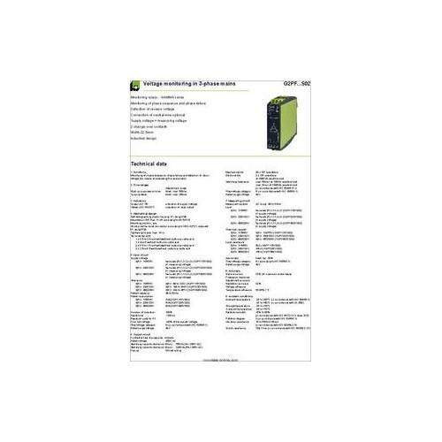 G2PF400VS02