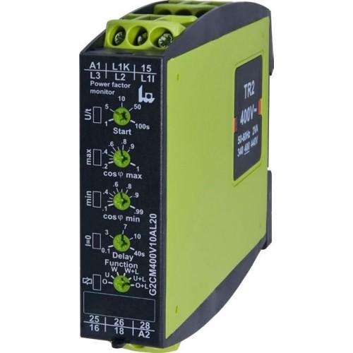 MONITORING RELAY COSφ G2CM400V10AL20 TLH