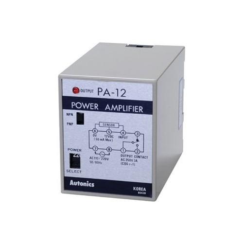 SENSOR CONTROLLER 110-220VAC NPN/PNP PA-12