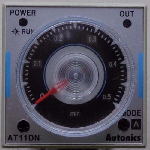 MULTI FUNCTION TIMER, 0.05SEC-100HR, 100VAC-240VAC