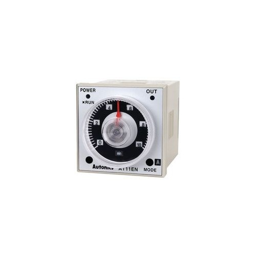 PANEL TIMER RELAY 11P 6 FUNCTIONS 2C/O 48X48 100-240VAC/24-240VDC