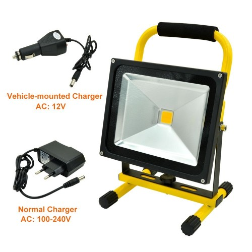 RECHARGEABLE FLOODLIGHT 30w