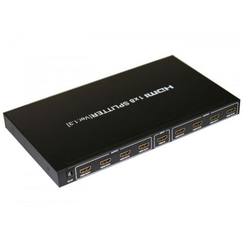 ΔΙΑΚΛΑΔΩΤΗΣ ΓΙΑ 8 HDMI 1080p