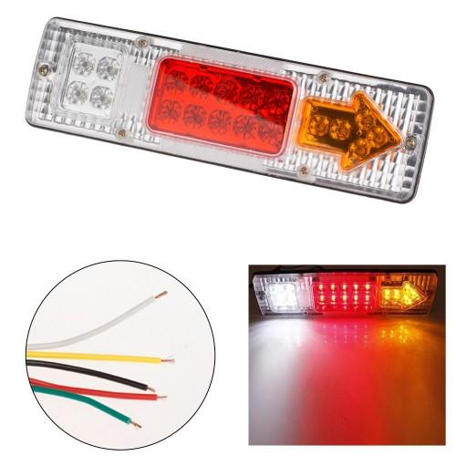 Led Truck Tail Light Rear Lights Trailer
