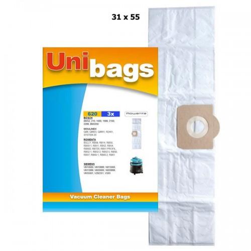 620 Unibags - rowenta - karcher