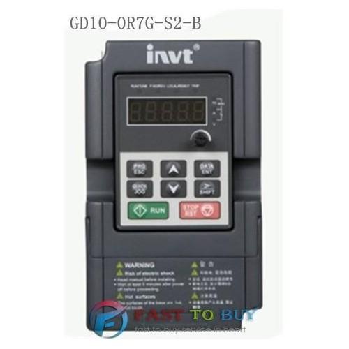 GD10 3PHASE 0.75KW INVERTER 0.75KW ΙΣΧΥΟΣ 3Φ 400V GD10 INVT