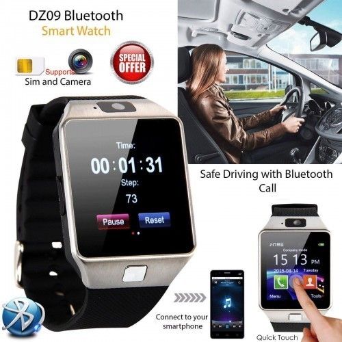 GV09 Smart Watch Phone