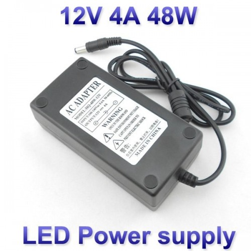 switching power AC/DC adapter 12V 4A 48W