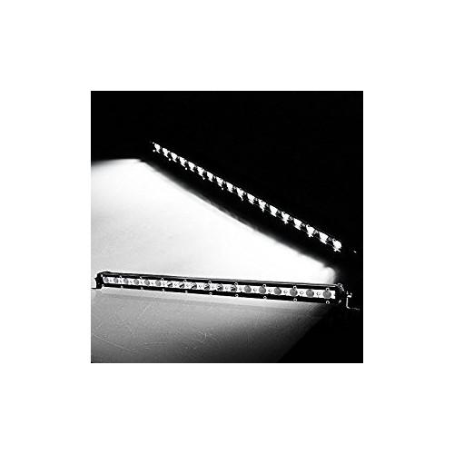 ΛΕΠΤΟΣ ΑΔΙΑΒΡΟΧΟΣ LED LIGHT BAR 54W 12 - 24 VDC 30°
