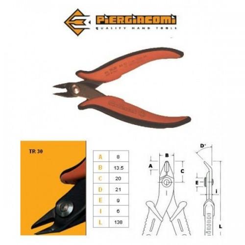 Hakko CHP TR-30 Medium Soft Wire Cutter, Flush-cut, 3.0mm
