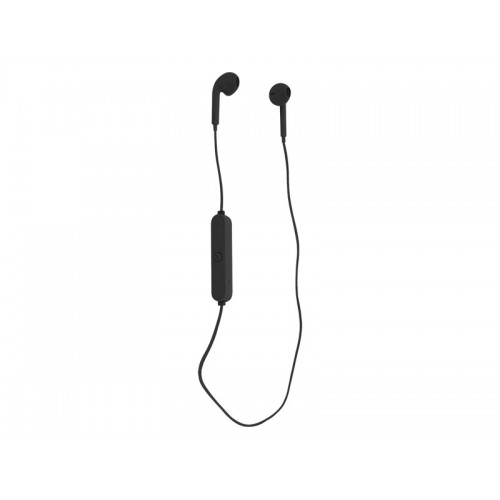 Bluetooth headphones black
