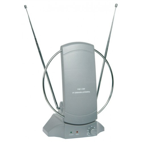 Indoor TV/FM antenna With Amplifier