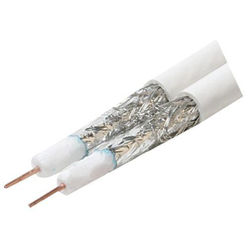 Coaxial cable RG-6U CCS 20m