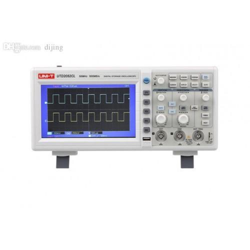 """UNI-T UTD2052CL 7.0"""" LCD 50MHz Digital Oscilloscope"""