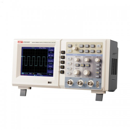 Digital Storage Oscilloscopes 100mhz 2channels 500ms/S From Mitoo