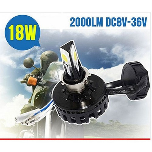 LED MOTORCYCLE UNIVERSAL 30W HEADLIGHT