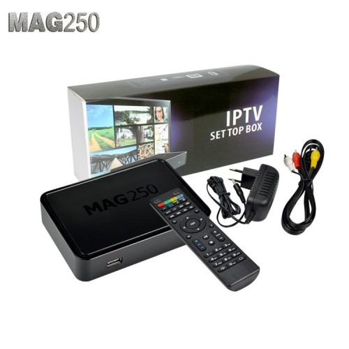 MAG250 IPTV - android