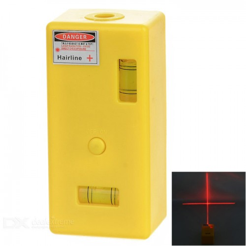 Mini Magnetic Laser Line Level Meter