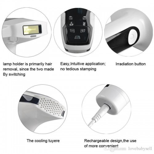 Photon Permanent Hair Removal