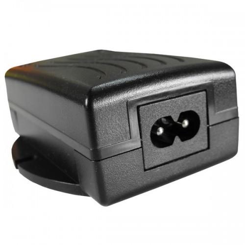 24v 1.25A Power Supply + PoE Injector LEDs - Desktop