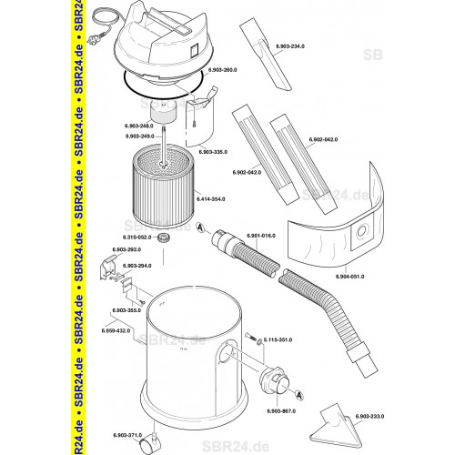 Filter Bag Vacuum Cleaner Bags for Rowenta