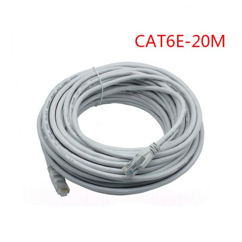 PATCH CORD CAT6 UTP 20m GREY