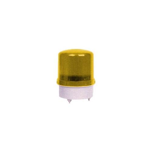MEDIUM WARNING LIGHT LED 85X160 C-1101 12VDC YELLOW